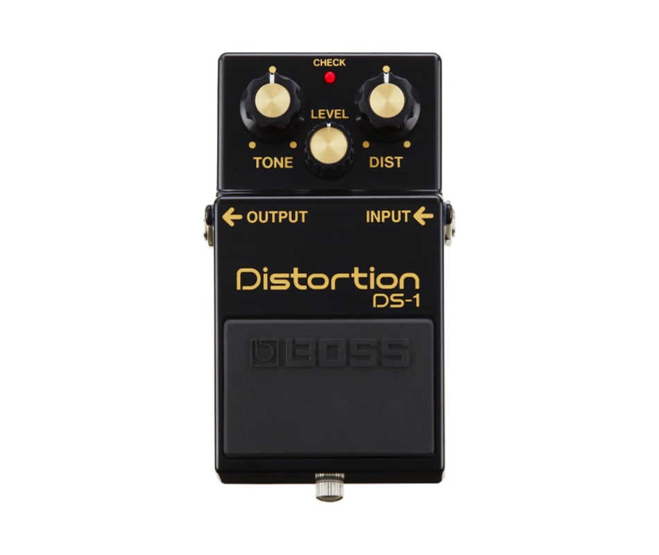 DS-1-4A 40th Anniversary Ltd. Distortion Pedal