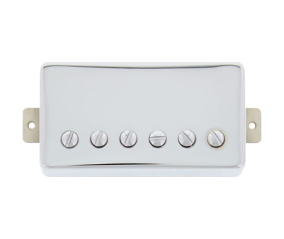 TV Jones Starwood Humbucker Chrome Cover Bridge Pi