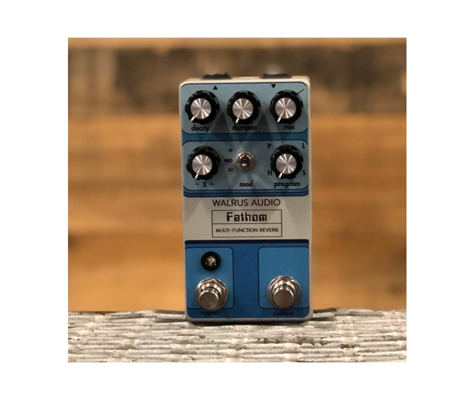 Walrus Fathom Multi-Funtion Reverb (Black Friday 2