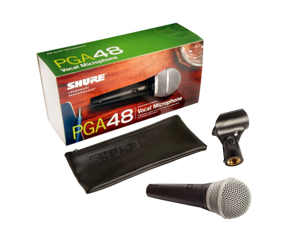 PGA48-LC Cardioid Dynamic Vocal Microphone