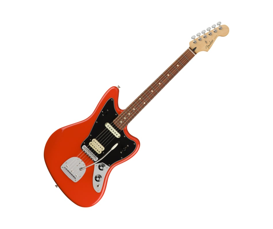 Fender Player Jaguar w/ Pau Ferro Fingerboard Elec