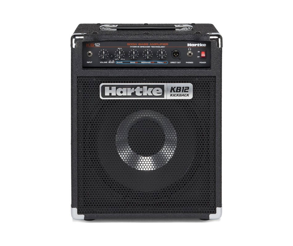 KB12 Kickback 12 HyDrive Speaker 500w Amplifier