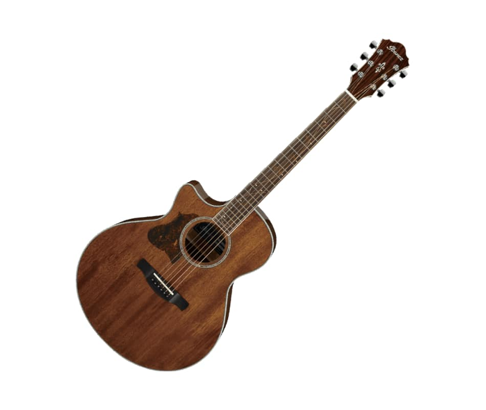 Ibanez AE245L NT Natural Left-Handed Acoustic-Elec