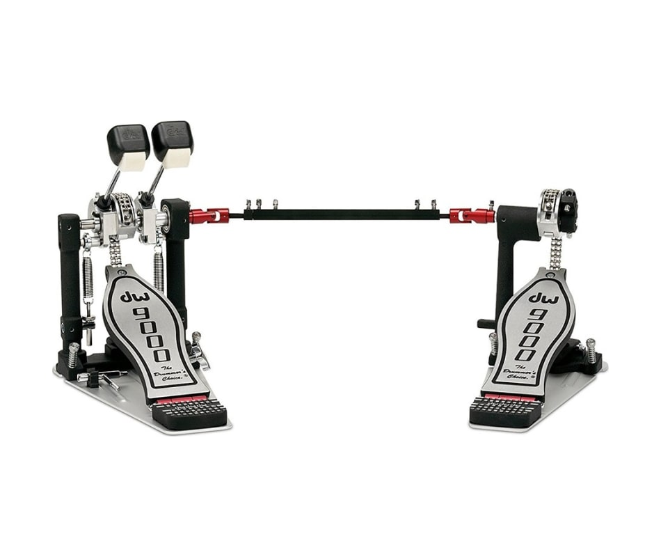 DW DWCP9002PBL LEFTY Double Bass Drum Pedal 9002PB