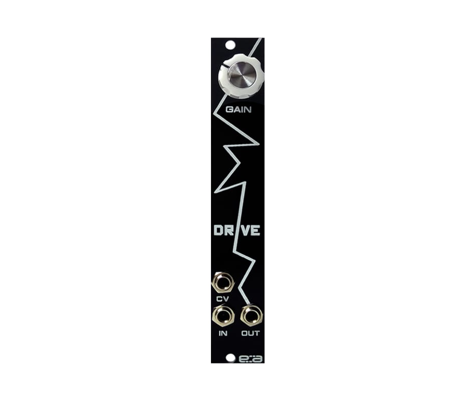 Drive Distortion/Drive Eurorack Module