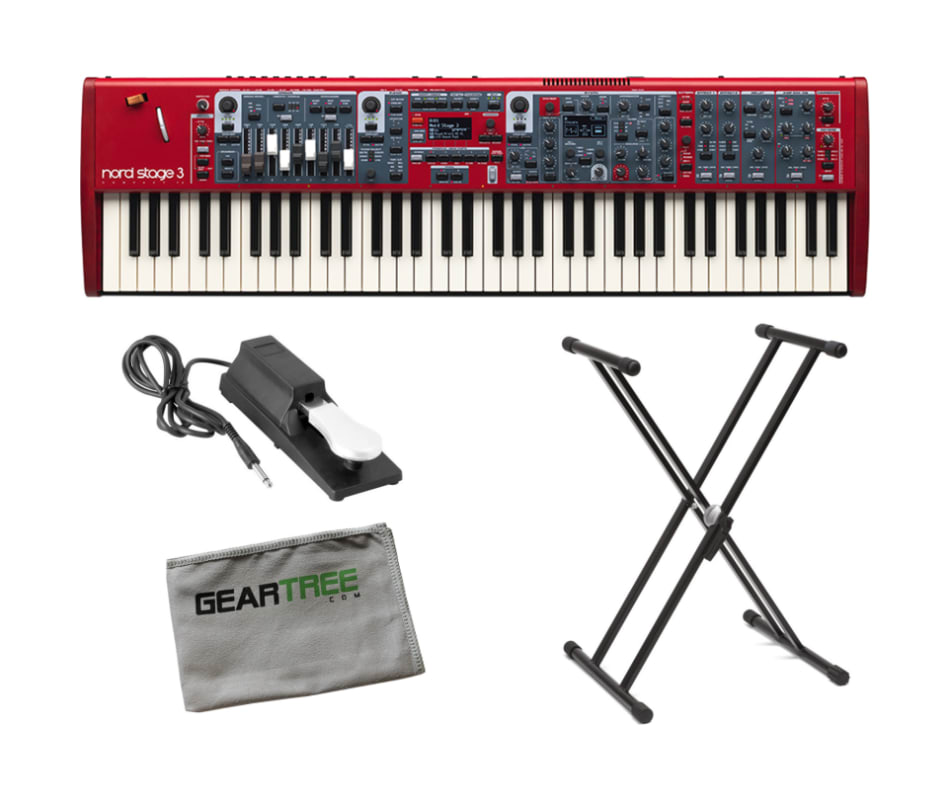Stage 3 Compact 73-Key Semi-Weighted Bundle