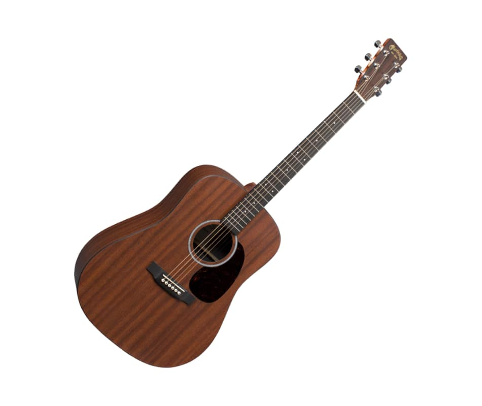 Martin DX2MAE Dreadnought Natural Acoustic-Electri