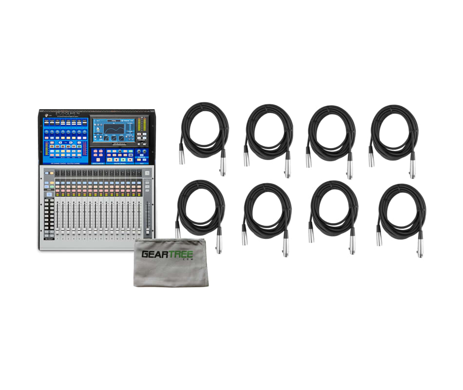 Presonus Series III StudioLive 16 16-Channel Digit