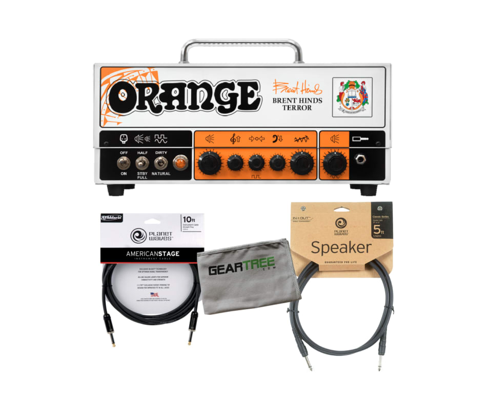Orange Brent Hinds Terror Signature 15W Tube Amp H