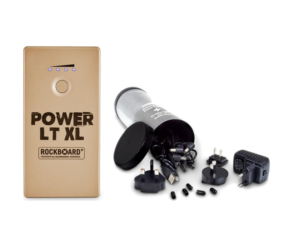 RockBoard Power LT XL Rechargeable Effect Pedal Po