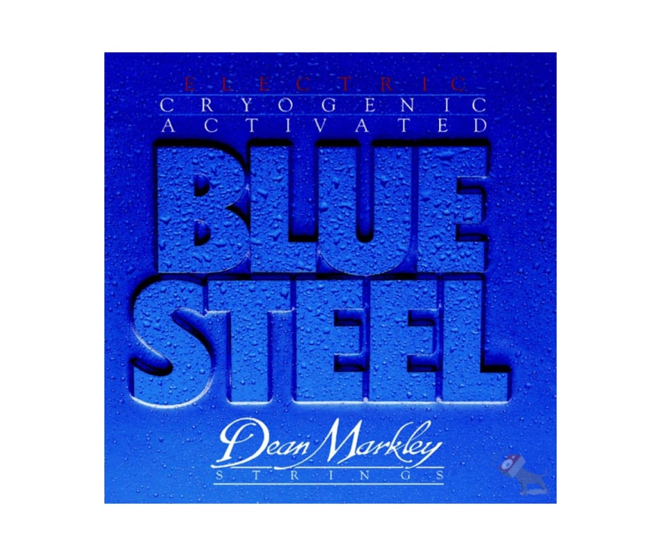 DM2036 Blue Steel Medium-Light Strings
