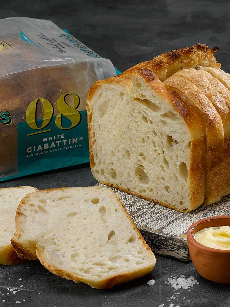 White Ciabattin ® - Jason's Bread