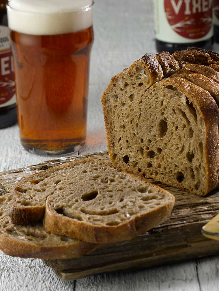 Craft Beer Ciabattin ® - Jason's Bread