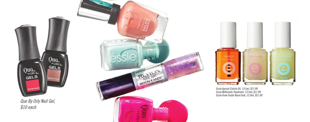 Shoppers Drug Mart: Nail Polish