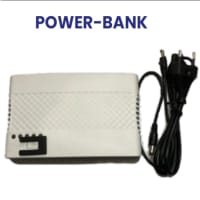 12V Powerbank battery for Router, AP [-USD 36.00]