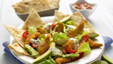 crispy-chicken-avocado-and-lime-salad