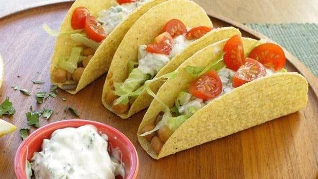 mediterrane-kichererbsent-tacos