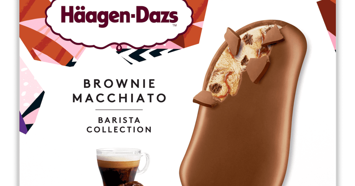 B 226 Tonnets Barista Collection Brownie Macchiato France
