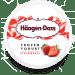 Frozen-yogurt-strawberry-lid on