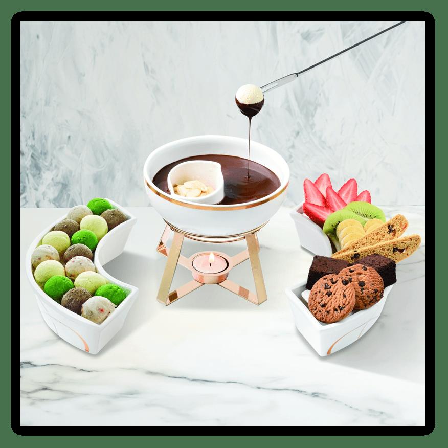 Häagen-Dazs Fondue | Ice Cream Creations | Häagen-Dazs