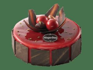 Astounding Ice Cream Cakes Haagen Dazs Personalised Birthday Cards Akebfashionlily Jamesorg