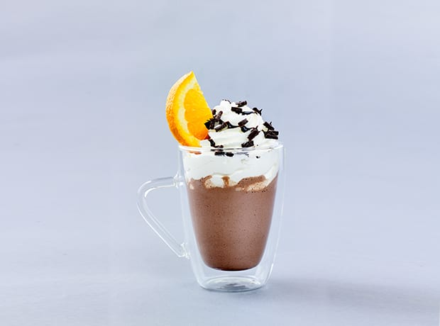 Orange Hot Cocoa