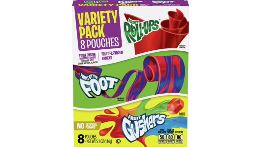 Snack Variety Packs Variety Pack - Front