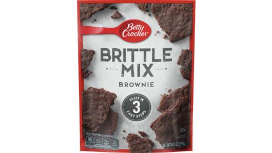 Betty Crocker™ Brittle Mix - Brownie - Front