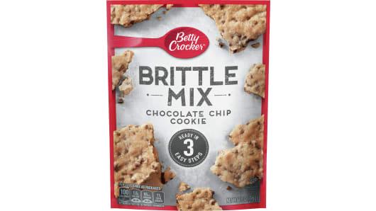 Betty Crocker™ Brittle Mix - Chocolate Chip Cookie - Front