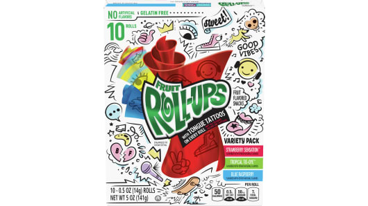 Fruit Roll-Ups™ Variety Pack - Front