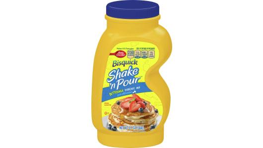 Shake 'n Pour™ Buttermilk Pancake Mix - Front