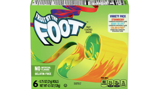 Fruit by the Foot™ Variety Pack - Front