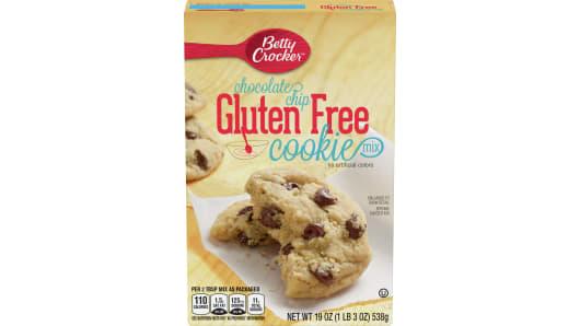 Betty Crocker™ Gluten Free Chocolate Chip Cookie Mix - Front