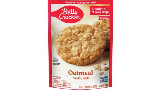 Betty Crocker™ Oatmeal Cookie Mix - Front