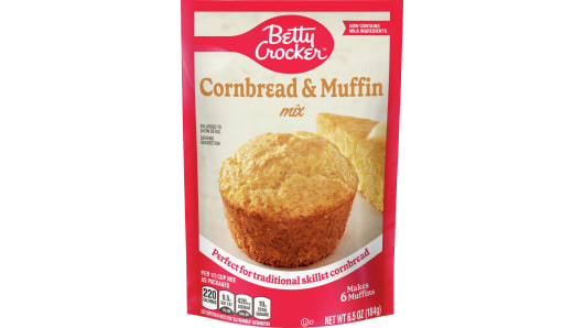 Betty Crocker™ Cornbread & Muffin Mix - Front