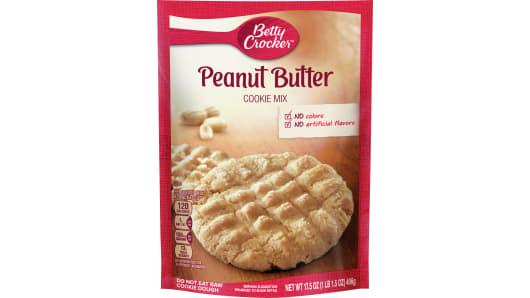 Betty Crocker™ Peanut Butter Cookie Mix - Front