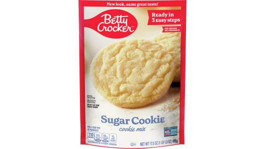 Betty Crocker™ Sugar Cookie Mix - Front