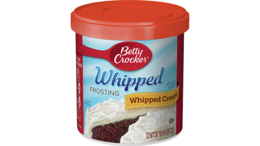 Betty Crocker™ Whipped Whipped Cream Frosting - Front
