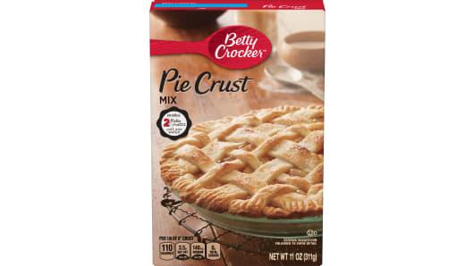 Betty Crocker™ Pie Crust Mix - Front