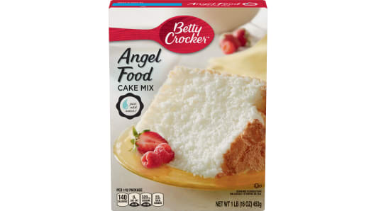 Betty Crocker™ Angel Food Cake Mix - Front