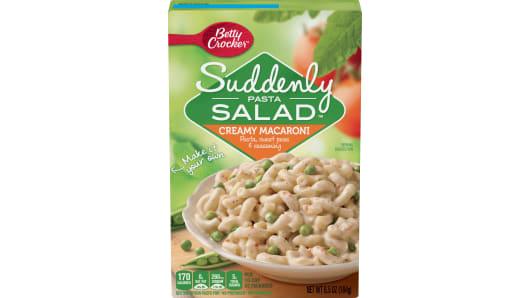 Suddenly Pasta Salad™ Creamy Macaroni - Front