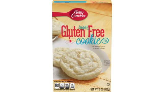 Betty Crocker™ Gluten Free Sugar Cookie Mix - Front