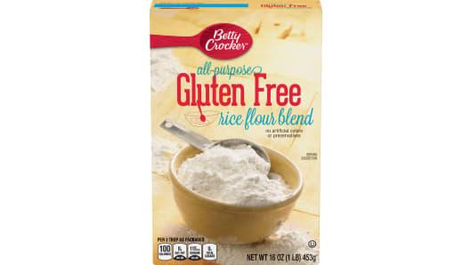 Betty Crocker™ Gluten Free Rice Flour Blend - Front