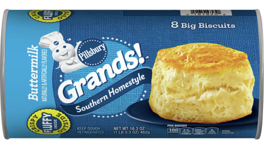 Grands!™ Southern Homestyle Buttermilk Biscuits - Front