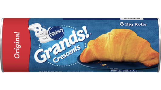 Pillsbury™ Grands! Original Crescent Rolls 8 Count - Front