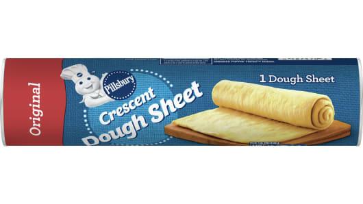 Pillsbury™ Original Crescent Dough Sheet - Front