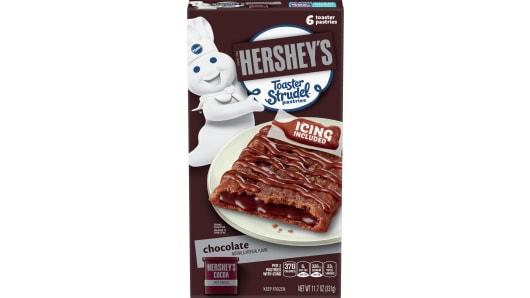 Pillsbury™ Chocolate Toaster Strudel™ - Front