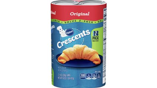 Pillsbury™ Original Crescent Rolls (2 Pack) - Front
