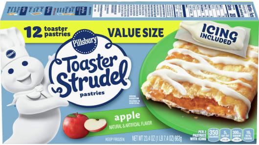 Pillsbury™ Apple Toaster Strudel™ 12 Ct. - Front