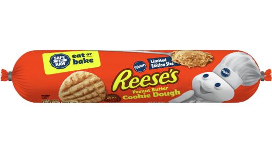 Pillsbury™ REESE'S Peanut Butter Cookie Dough - Front